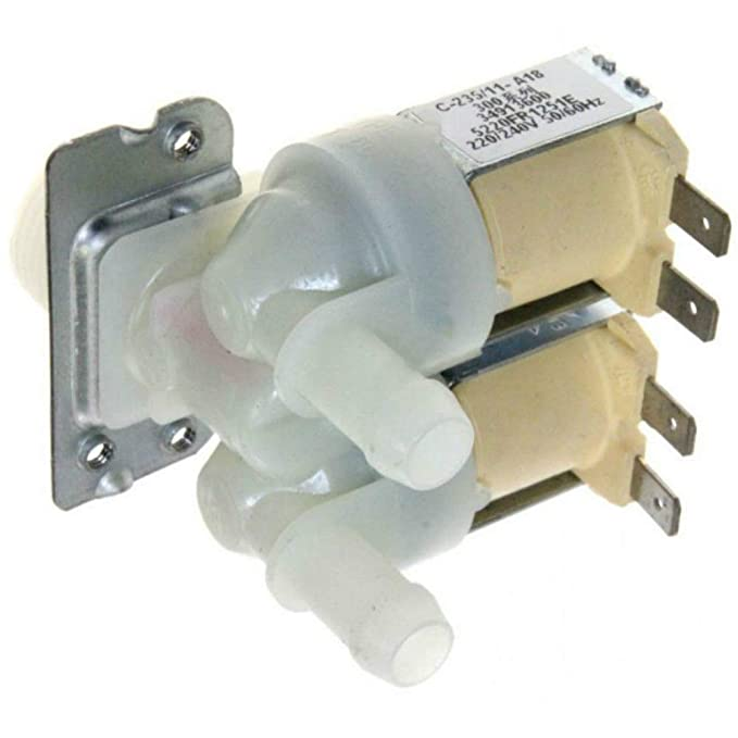 Válvula Electroválvula Lavadora LG FH296QD7 FH296QDA3 FH296SD3 ...
