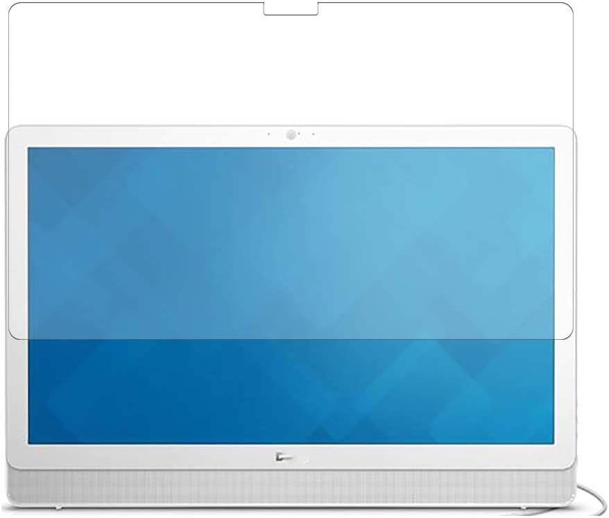 Puccy 3 Pack Screen Protector Film, compatible with Dell Inspiron 24 3000 (3459 AIO) All in One 23.8