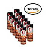 PACK OF 12 - A.1. Sweet Mesquite BBQ Dry Rub 4.5 oz. Shaker