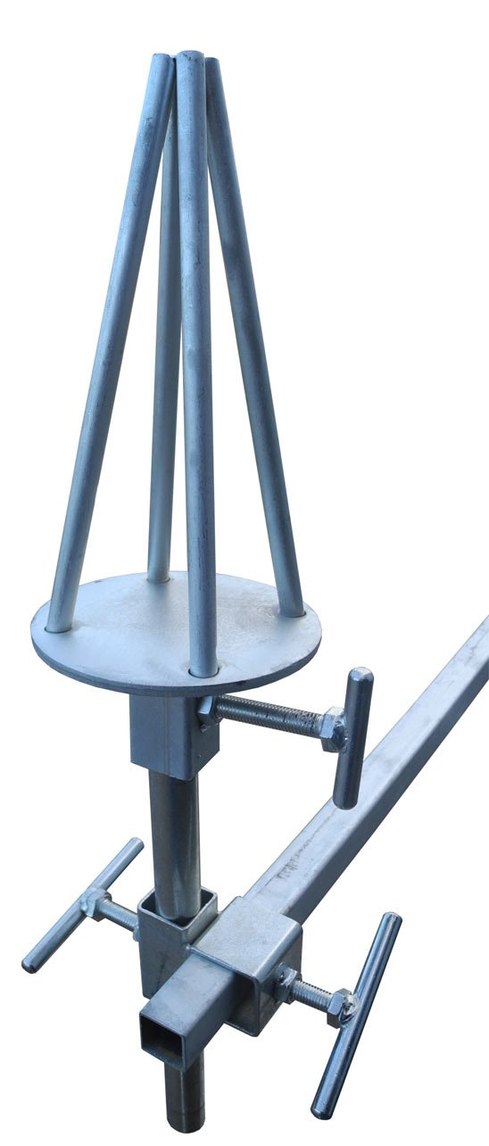 Redline Wheel Paint Stand Rack