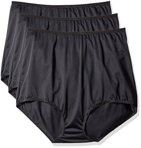full cut nylon panties - 3