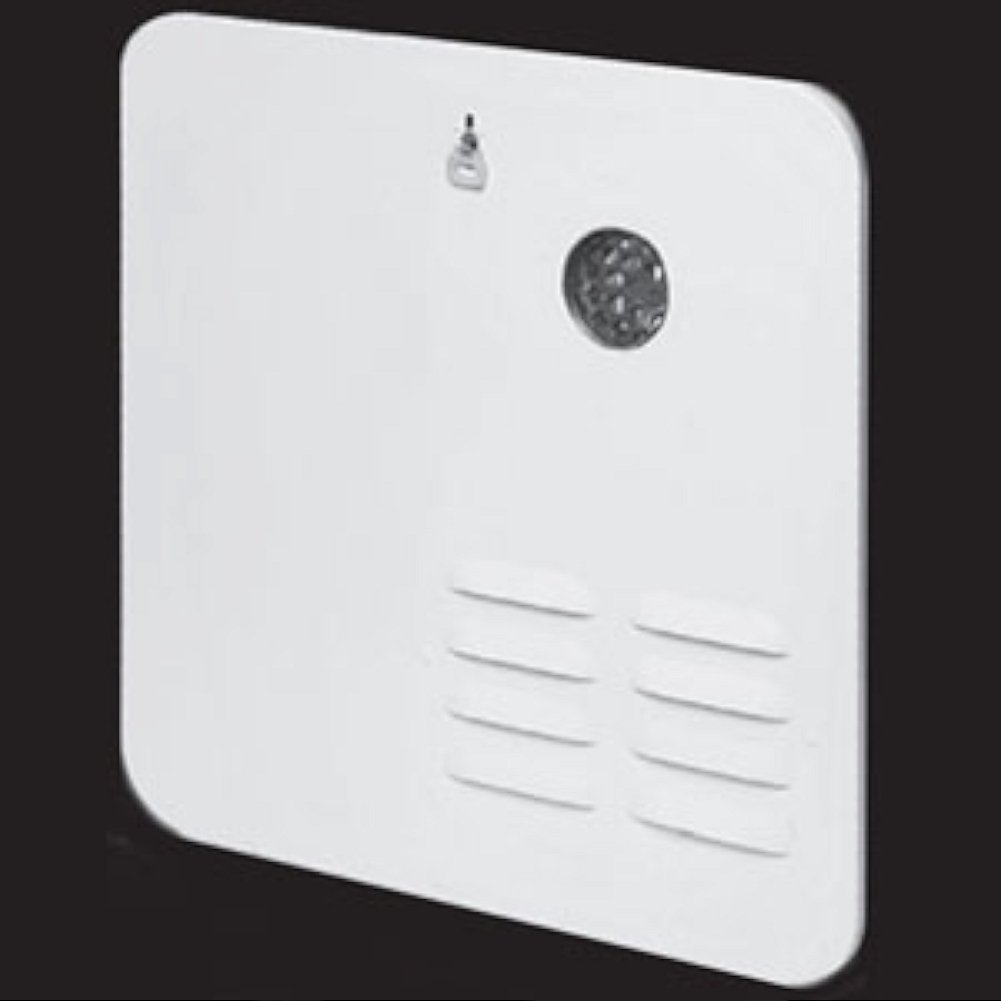 RV Motorhome Retrofit Door 6 Gallon Water Heater Device Unit Polar White