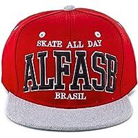 Boné Alfa Snapback Skate All Day 59fae7ca9b2