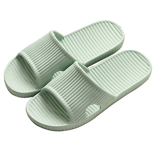 15e794aee49 Maizun Slippers Non-Slip Shower Sandals House Indoor Floor Slipper Slide  Bath Shoes for Adult