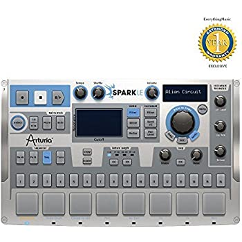 arturia sparkle 420101 hardware controller and software drum machine musical. Black Bedroom Furniture Sets. Home Design Ideas