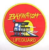 Arts & Crafts : Baywatch Lifeguard TV Series Sew Ironed Patch Badge Embroidery BE-01