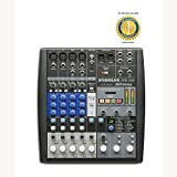 PreSonus StudioLive AR8 USB 8-Channel Hybrid Performance & Recording Mixer with 1 Year Free Extended Warranty