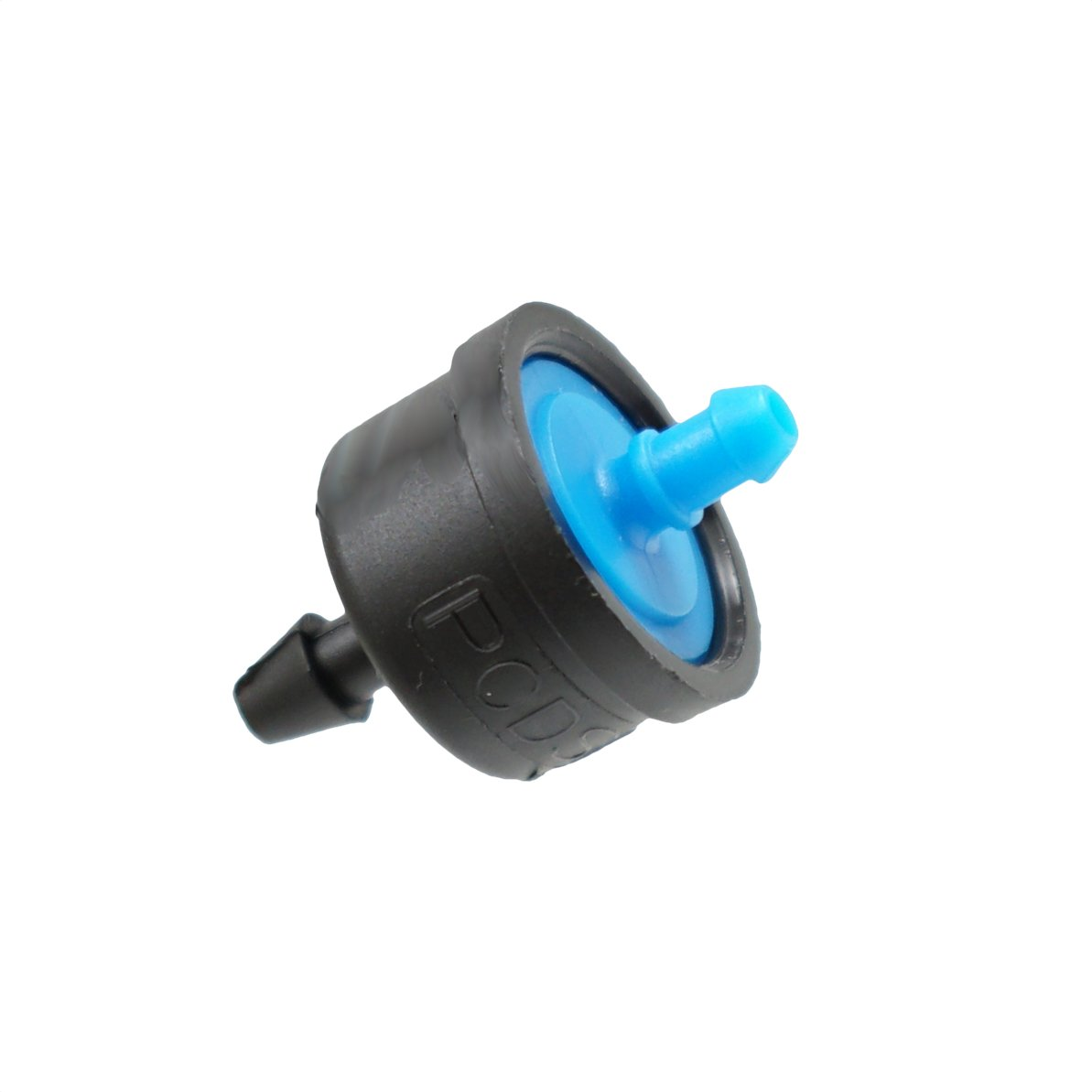 iDrop PC Emitter with Barbed Outlet and CNL Feature - Flow Rate : 1/2 GPH- 1000 pack by Drip Depot