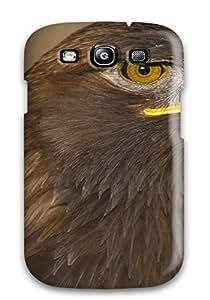 JoelNR Premium Protective Hard Case For Galaxy S3- Nice Design - Eagle
