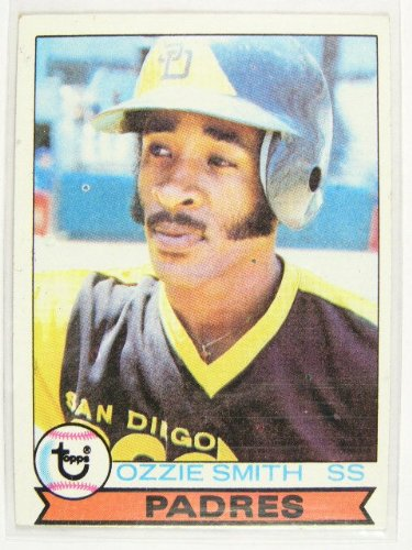 Amazoncom 1978 Topps Ozzie Smith 116 Rookie Baseball