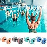 HOXHA Water Dumbells, Aquatic Exercise Dumbell Set