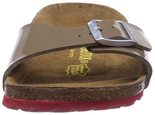 more photos b6c52 b442f Birkenstock Sandals ''Madrid'' from Birko-Flor in Lack ...