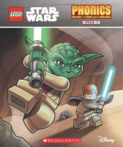 Phonics Box Set (LEGO Star Wars) by Quinlan B. Lee (2016-07-07)