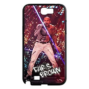 Custom Chris Brown Hard Back For Case Iphone 5C Cover NT572