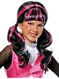 Monster High Draculaura Girls Wig
