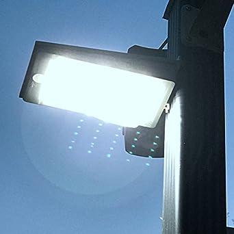 Yyhaoge L Energie Solaire Lampe Lampe Lumiere Cour Exterieure D