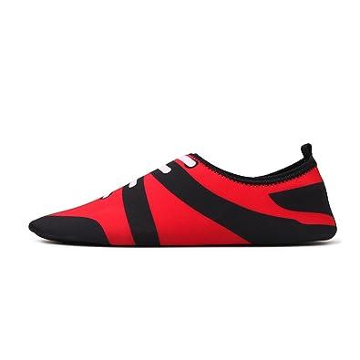hellomiko Nueva Pareja Zapatos de Deportes Acuáticos ...