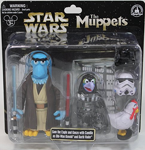 Star Wars Muppets - Disney Star Wars Muppets