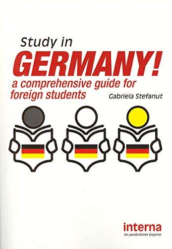 Study in Germany: Ausgabe 2015