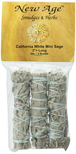 White Sage Smudge Stick 3 Pack product image