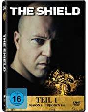 The Shield - Season 1, Vol.1 [2 DVDs]