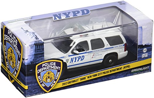 nypd police car - 5