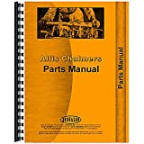 New Parts Manual Made for Allis Chalmers AC Tractor Model 6040