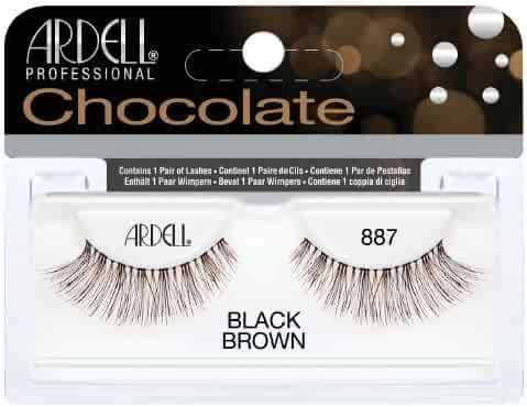 fc3ff4cfb29 (3 Pack) ARDELL Professional Lashes Chocolate Collection - Black Brown 887