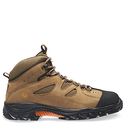 Wolverine Men's Hudson-M, Brown, 12 M US