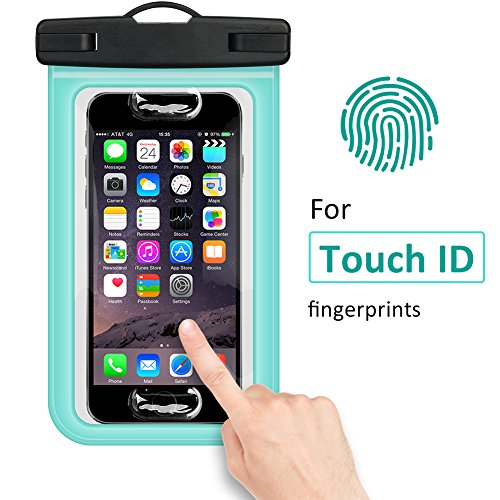 Waterproof case phone pouch bluetooth speaker dry bag iphone 7 6s 6 5s - Buylen Universal Waterproof Case With Super Sealability