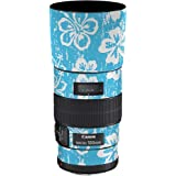LensSkins for the Canon 100mm f/2.8 Macro IS Lens (Island Photographer)