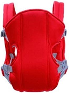Delleu Confortable Safe Taille r/églable Ergonomique Porte-b/éb/é Sangles avec Hip Positions dassise pour b/éb/é Tout-Petits Bleu 1