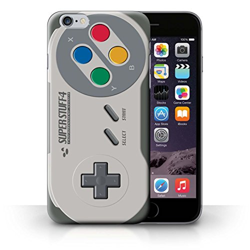 Hülle Case für iPhone 6+/Plus 5.5 / Super Nintendo Entwurf / Spielkonsolen Collection