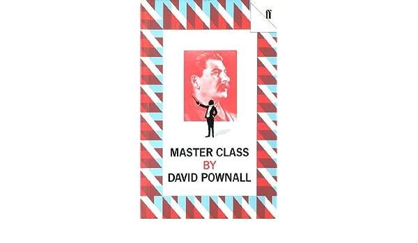 Master Class: Amazon.es: Pownall, David: Libros en idiomas extranjeros