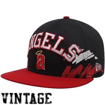 New Era MLB Los Angeles Angels of Anaheim - Gorro Ajustable (Talla 9 ... e450a420bfc