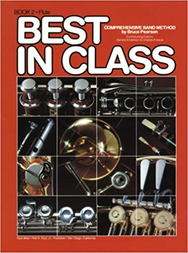 best in class flute book 2 comprehensive band method