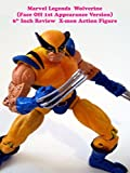 Review: Marvel Legends Wolverine (Face Off 1st Appearance Version) 6
