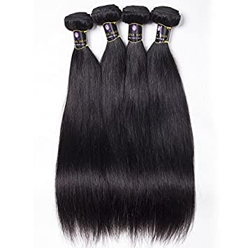 liap El pelo Brasil real pelo cortina cortinas de pelo recto brasileño peluca natural sedoso recto