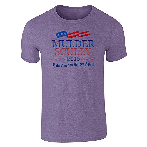 mulder-scully-2016-make-america-believe-again-heather-purple-m-short-sleeve-t-shirt-by-pop-threads
