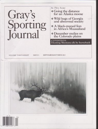 (Gray's Sporting Journal Magazine September/October 2013)