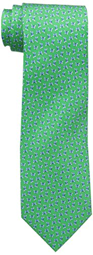 Tommy-Hilfiger-Mens-Butterfly-Print-Tie