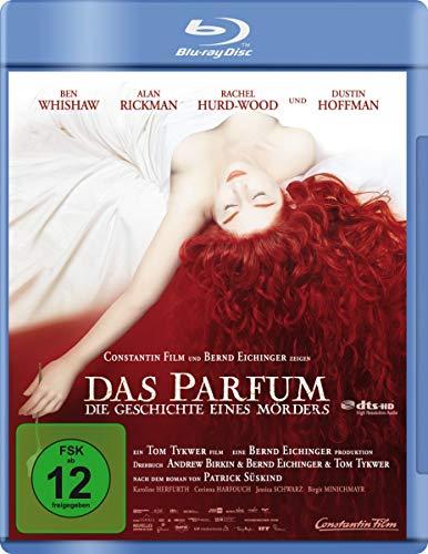 Perfume - The Story Of A Murderer (Das Parfum - Die Geschichte Eines Moerders) [Blu-Ray Region A/B/C Import - Germany] (North Perfume)
