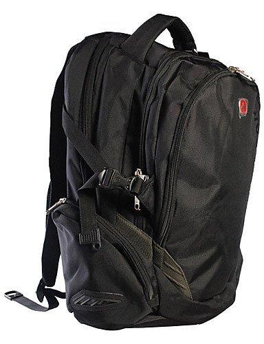 Hombres Swissgear es 1680D Oxford y PU hombro 32L Bolsa / 15,6 pulgadas portátil paquete
