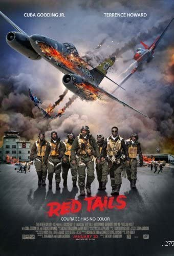 """Red Tails Movie Poster Mini 11/""""X17/"""""""