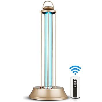 Lámpara de desinfección UV/Lámpara germicida de Alta Potencia Comercial Eliminar ácaros Luces Fábrica Depósito de esterilización del Instrumento de ...