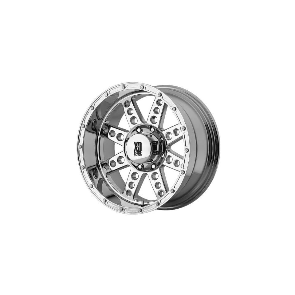 XD Series 766 Diesel Chrome Wheel (22x14/6x5.5)