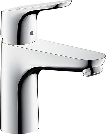 80 mm CoolStart cromo Hansgrohe 71704000 Talis E grifo de lavabo