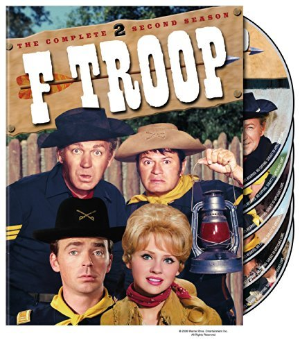 F-Troop: Complete Second Season [DVD] [Region 1] [US for sale  Delivered anywhere in USA