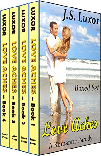 LOVE ACHES: Boxed Set (New Adult Seduction Series Book 2)