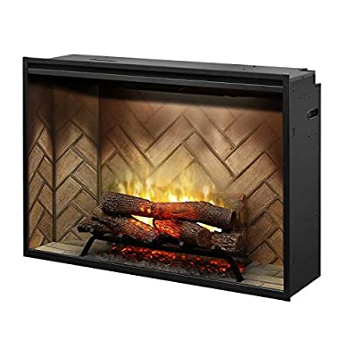 DIMPLEX NORTH AMERICA RBF42 Revillusion Electric Fireplace